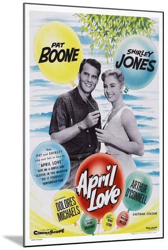 April Love, 1957--Mounted Art Print