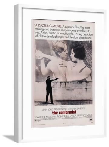 The Conformist, (aka Il Conformista), Stefania Sandrelli, 1970--Framed Art Print