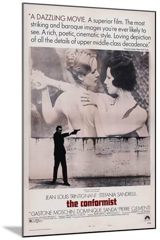 The Conformist, (aka Il Conformista), Stefania Sandrelli, 1970--Mounted Art Print