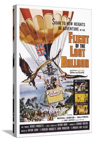 Flight of the Lost Balloon, 1961--Stretched Canvas Print