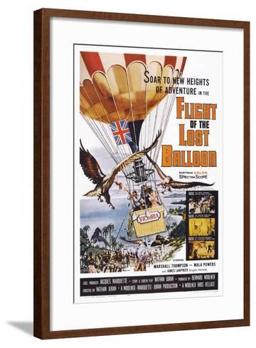 Flight of the Lost Balloon, 1961--Framed Art Print