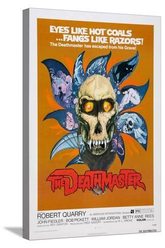 Deathmaster, 1972--Stretched Canvas Print