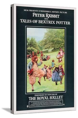 Tales of Beatrix Potter, 1971--Stretched Canvas Print