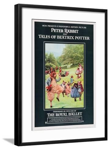 Tales of Beatrix Potter, 1971--Framed Art Print
