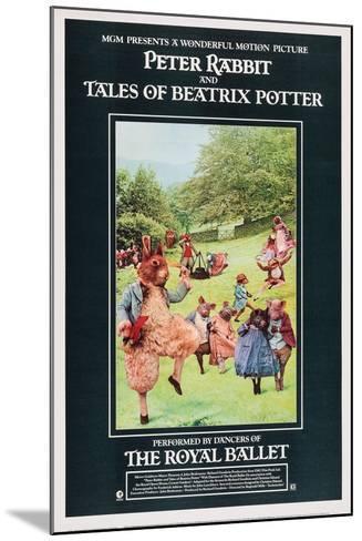 Tales of Beatrix Potter, 1971--Mounted Art Print
