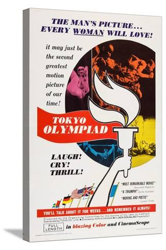 Tokyo Olympiad, (Aka Tokyo Orinpikku), 1965--Stretched Canvas Print