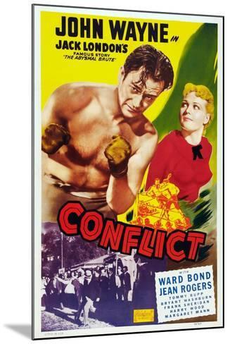 Conflict, 1936--Mounted Art Print