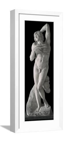 Dying Slave-Michelangelo Buonarroti-Framed Art Print