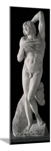 Dying Slave-Michelangelo Buonarroti-Mounted Photo