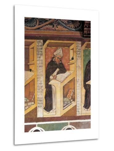 Saint Albert the Great (Albertus Magnus), 1352-Tommaso Barisini-Metal Print