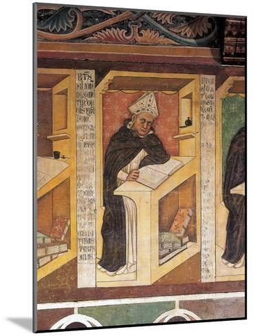 Saint Albert the Great (Albertus Magnus), 1352-Tommaso Barisini-Mounted Art Print