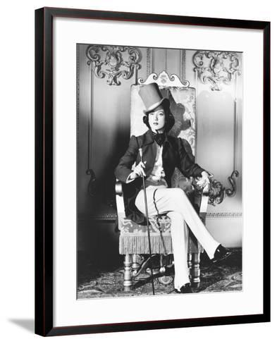 A Song to Remember, Merle Oberon as George Sand, 1945--Framed Art Print