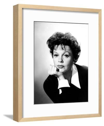 A Child Is Waiting, Judy Garland, 1963--Framed Art Print