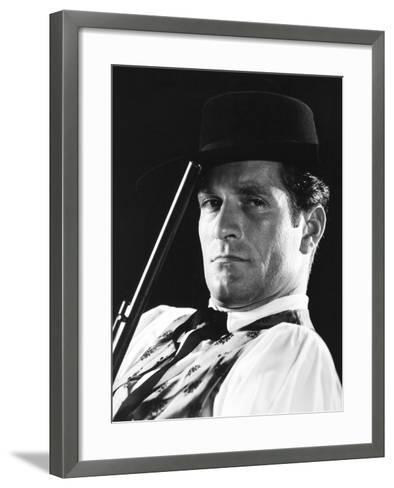The Life and Legend of Wyatt Earp, Hugh O'Brian, 1955-1961--Framed Art Print