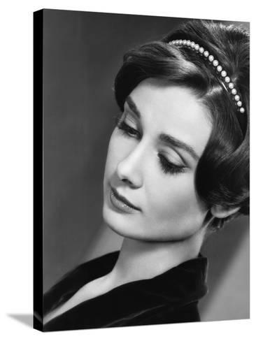 Green Mansions, Audrey Hepburn, 1959--Stretched Canvas Print