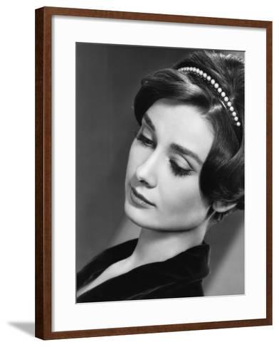 Green Mansions, Audrey Hepburn, 1959--Framed Art Print