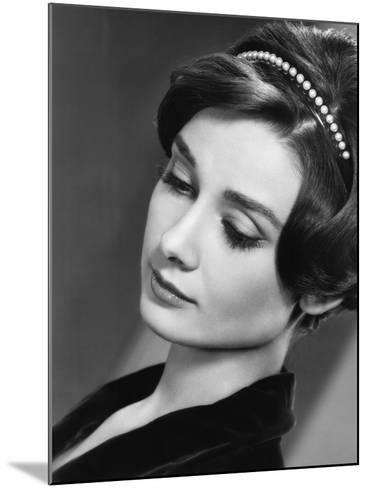 Green Mansions, Audrey Hepburn, 1959--Mounted Photo