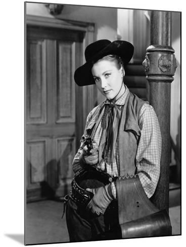Return of the Bad Men, Anne Jeffreys, 1948--Mounted Photo
