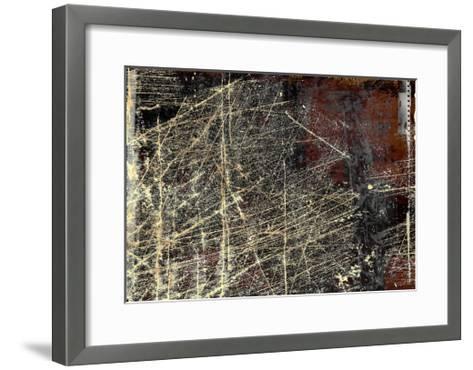 Abstract Backgrounds-Andrii Pokaz-Framed Art Print