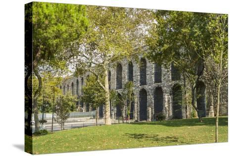 Valente Aqueduct-Guido Cozzi-Stretched Canvas Print