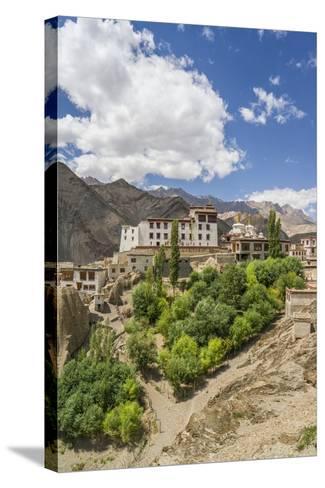 Lamayuru Monastery-Guido Cozzi-Stretched Canvas Print