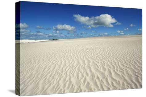 Dune Landscape near Cervantes-Frank Krahmer-Stretched Canvas Print