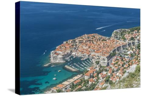 Dubrovnik-Rob Tilley-Stretched Canvas Print