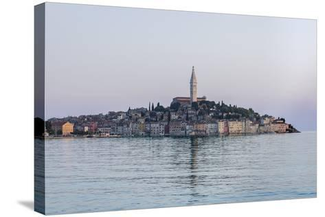 Rovinj at Sunset-Rob Tilley-Stretched Canvas Print