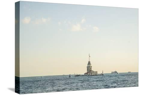 Kiz Kulesi-Guido Cozzi-Stretched Canvas Print