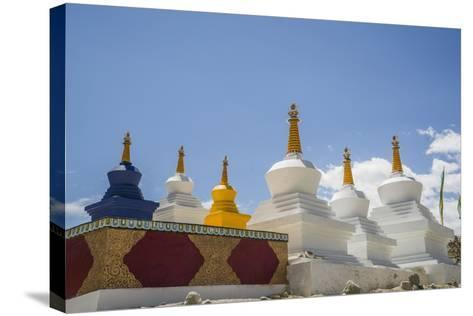 Phyang Monastery-Guido Cozzi-Stretched Canvas Print