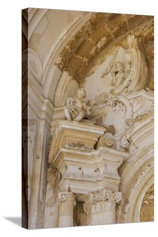 Chiesa Di Sant'ignazio-Guido Cozzi-Stretched Canvas Print