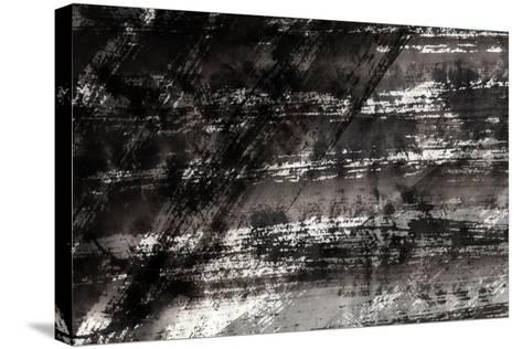 Ink Textutre-jim80-Stretched Canvas Print