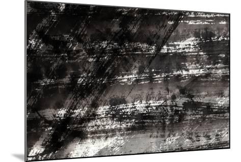 Ink Textutre-jim80-Mounted Art Print
