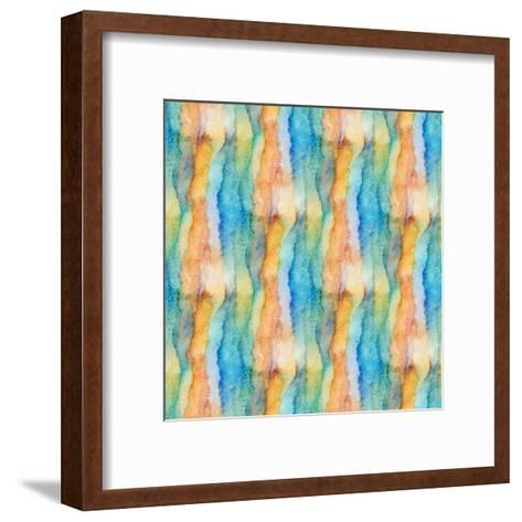 Watercolor- tiff20-Framed Art Print