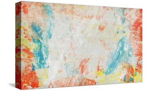 Abstract Background-Anna Ismagilova-Stretched Canvas Print
