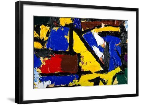 Abstract Wallpaper.-Suchota-Framed Art Print