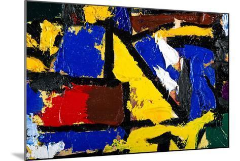 Abstract Wallpaper.-Suchota-Mounted Art Print