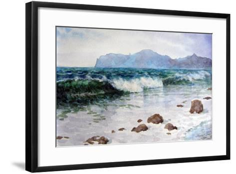 Fresh Wind-Igor-Framed Art Print
