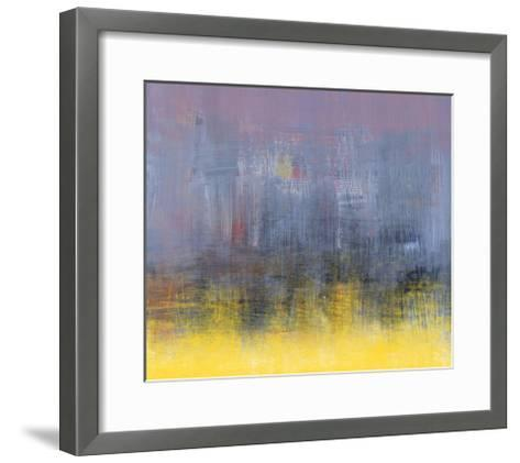 Abstract Backgrounds-Andrii Pokaz-Framed Art Print