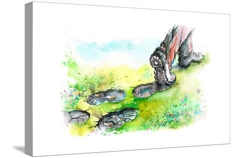 Ecology-okalinichenko-Stretched Canvas Print