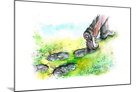 Ecology-okalinichenko-Mounted Art Print