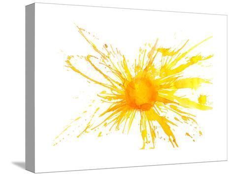 The Sun-okalinichenko-Stretched Canvas Print