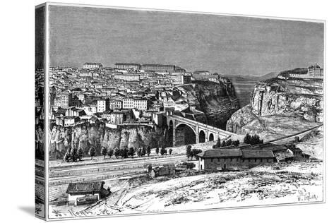 Constantine, Algeria, C1890-A Kohl-Stretched Canvas Print