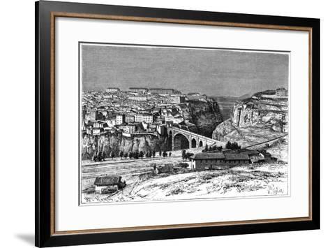 Constantine, Algeria, C1890-A Kohl-Framed Art Print