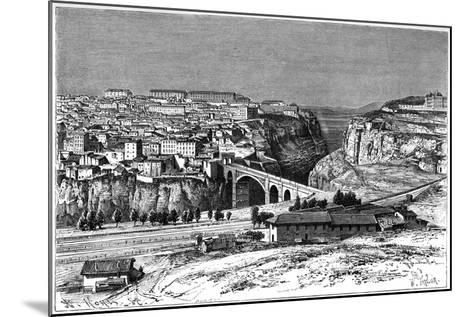 Constantine, Algeria, C1890-A Kohl-Mounted Giclee Print