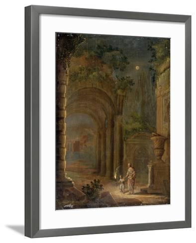 Landscape, End of 16th Century-Adam Elsheimer-Framed Art Print