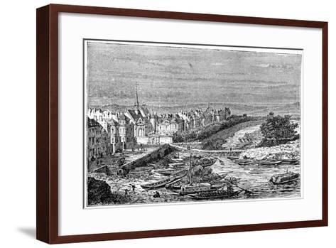 Arsenal of Henry Iv, 1898-Barbant-Framed Art Print