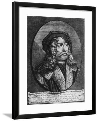 Portrait of Albrecht Durer, 1629-Andreas Stock-Framed Art Print