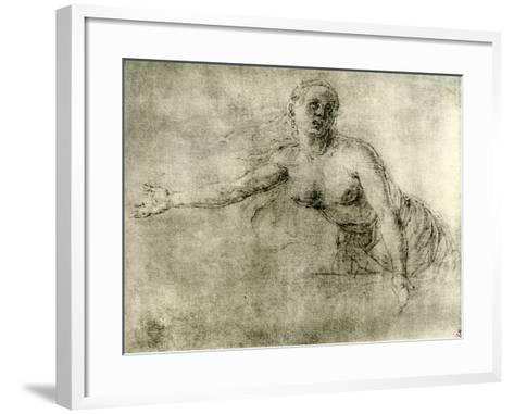 A Study, 1913-Albrecht Durer-Framed Art Print