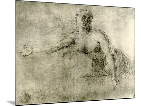 A Study, 1913-Albrecht Durer-Mounted Giclee Print